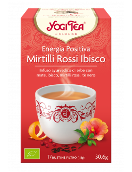 YOGI TEA ENERG MIRT&IBISCO BIO